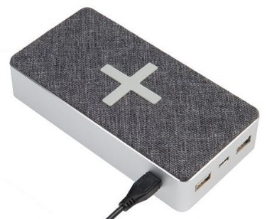 Xtorm Power Bank Motion Wireless 16000 Qi